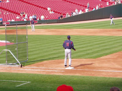 Reds Game 2005