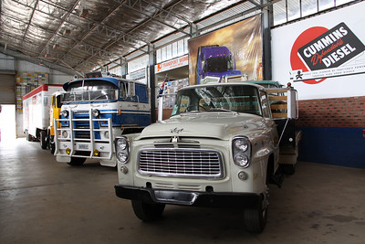 Road Transport Museum - Alice Springs