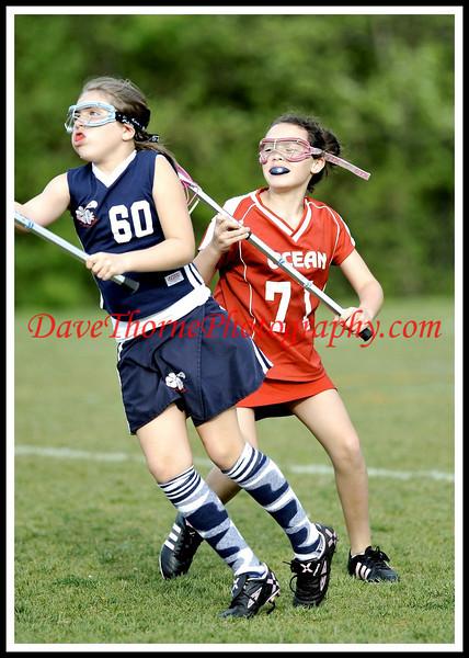 Lacrosse - OT LAX Girls 3rd & 4th Grade  May, 2010