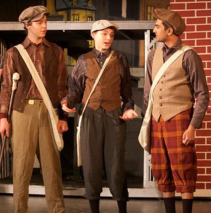 Drama Club Presents: Newsies