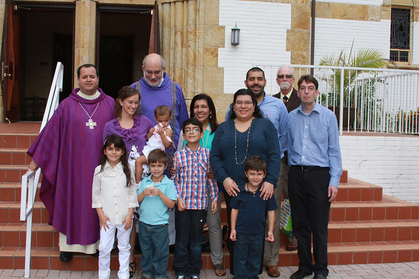 Paisley baptism
