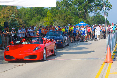 Tour of Oak Brook race 1