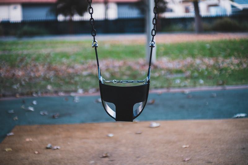 Bokeh Swing