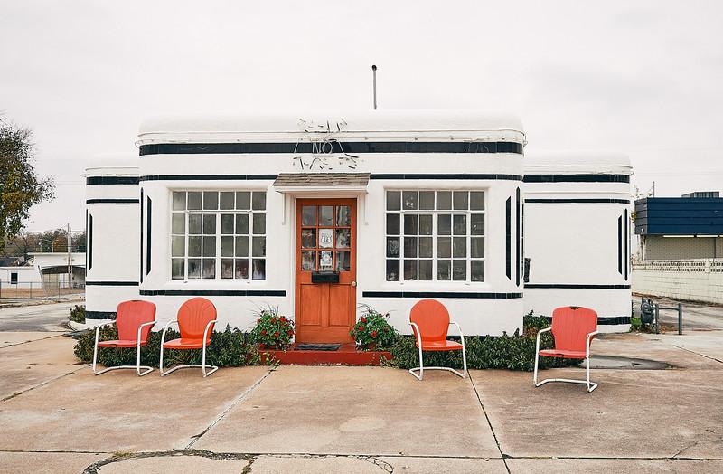 Route 66 - Boots Court Motel Carthage, Missouri