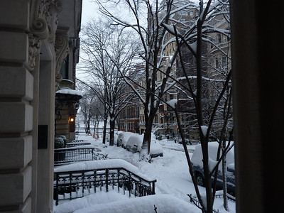 Feb 8/9 Fri/Sat CARNEGIE HILL Brushes Off Mega Snowstorm