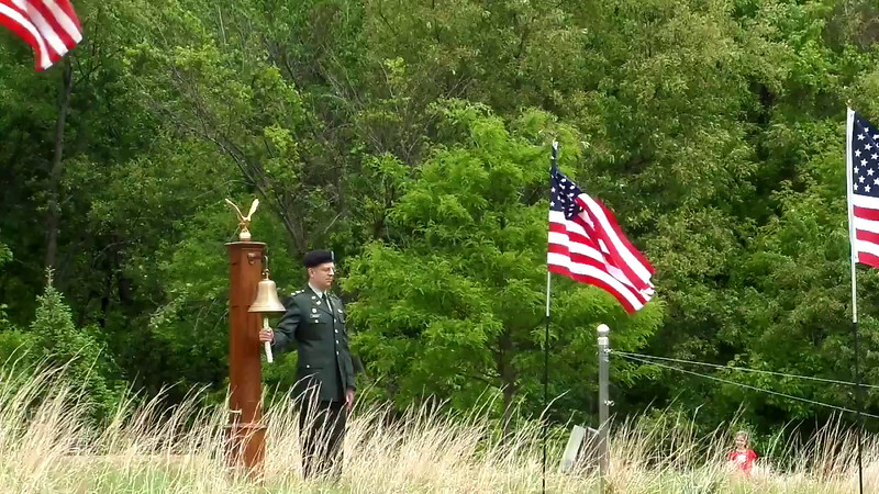 06 Ceremonial Bell Ringing at LZ Peace SAM_0233.MP4