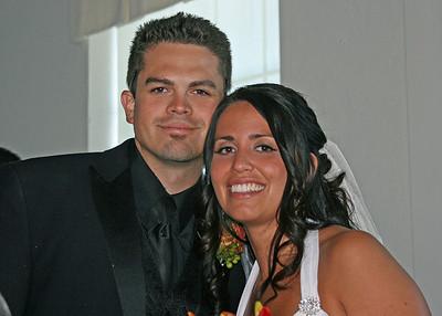 Travis & Krystle's Wedding September 21, 2008