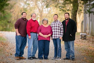 Lindholm Family 2017