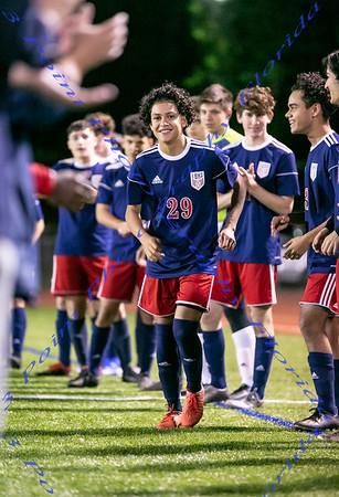 LBHS V Boys Soccer vs Apopka DISTRICTS - Jan 27, 2020