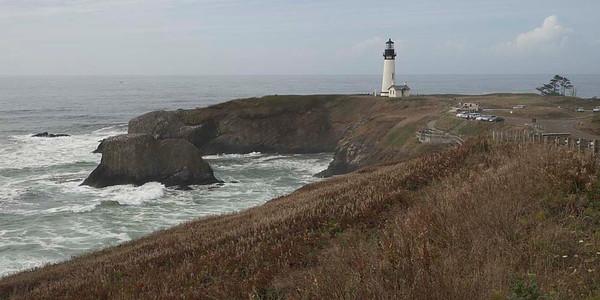 Yaquina Head Lighthouse [ Newport]