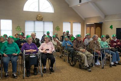 Atria's St. Patrick's Day 2016