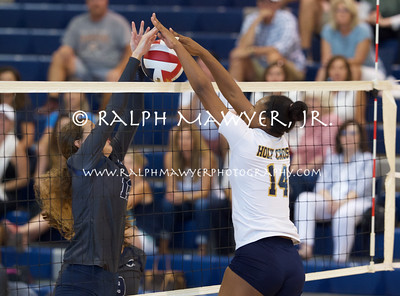 VB - Boerne-Champion vs Holy Cross (2016)