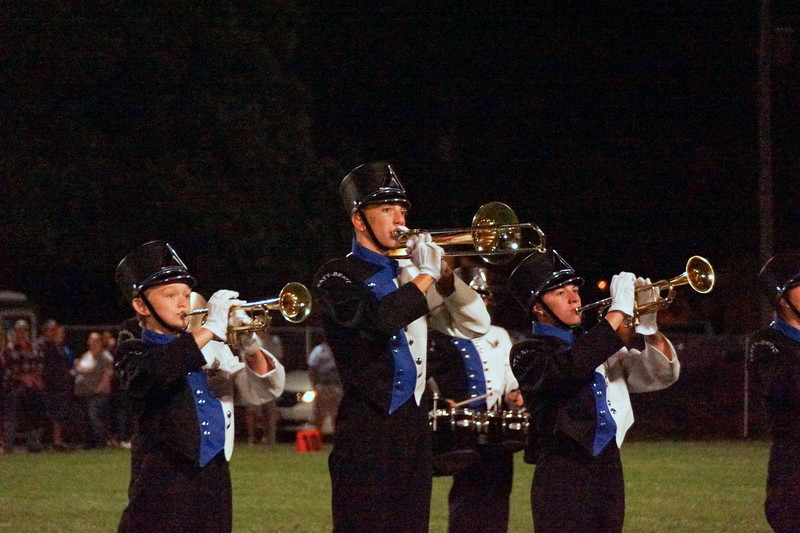 LB Marching Band & Color Guard (2018-2019)