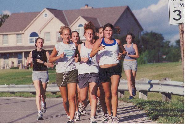 2001 New London Run