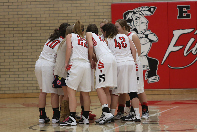 2013-2014 Seaon Eaton Red's Girl's Varsity Basketball