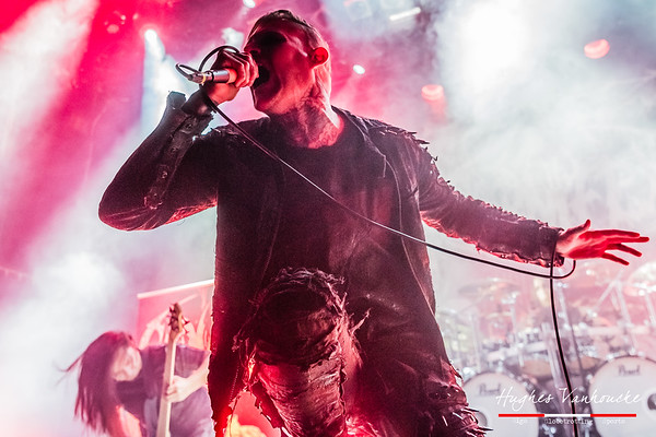 Carnifex  (USA) @ Complexity Fest 2018 - Patronaat - Haarleem - The Netherlands/Países Bajos