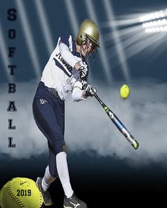 Softball 2019 Cover