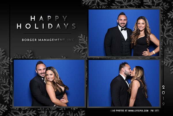 Borger Management 2019 Holiday Party