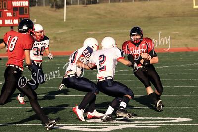 Liberty HS JV vs Centennial HS JV 10/15/2009