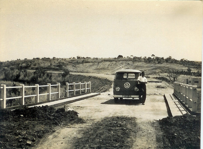 Samokinda em Andrada - carrina VW