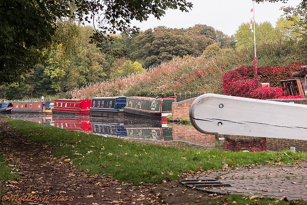 Staffs And Worcester Canal Stewpony 05.10.2018