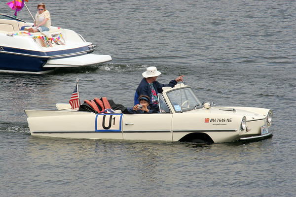 Opening Day of Boating Season, May 2006