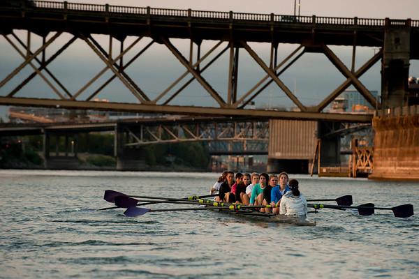 Crew-Rowing