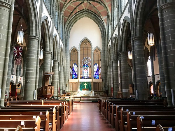 Christ Church Cathedral, Victoria