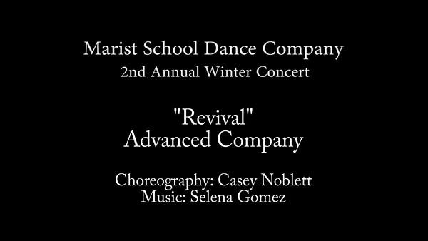 Revival by Advanced Company - marist 2016.mp4