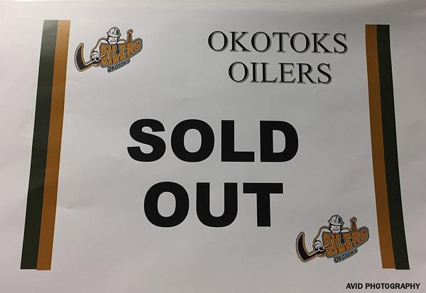 Oilers vs Brooks Bandits April 6th 2018