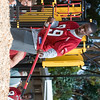 SAN FRANCISCO 49ERS HELP BUILD PLAYGROUND