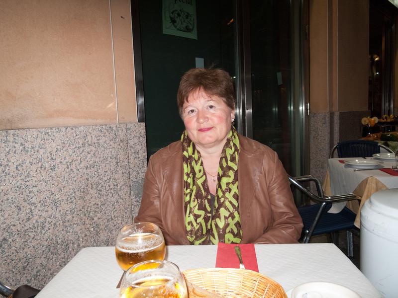Maart 2011 Madrid