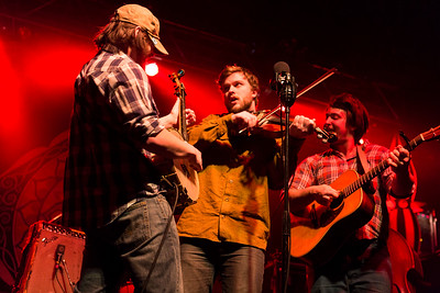 Railroad Earth and Horseshoes and Hand Grenades @ First Avenue 01.15.15