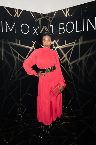 Kim O J Bolin Fashion Show 2020