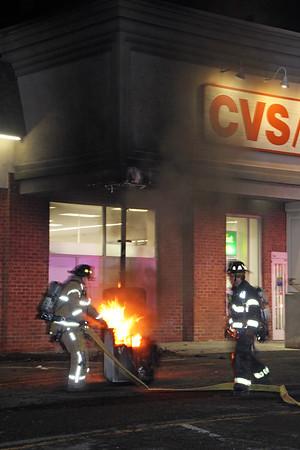 Leonia  Structure Fire 400 block Broad Ave. 12-13-17