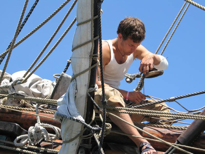 Tall Ships Tacoma 2005