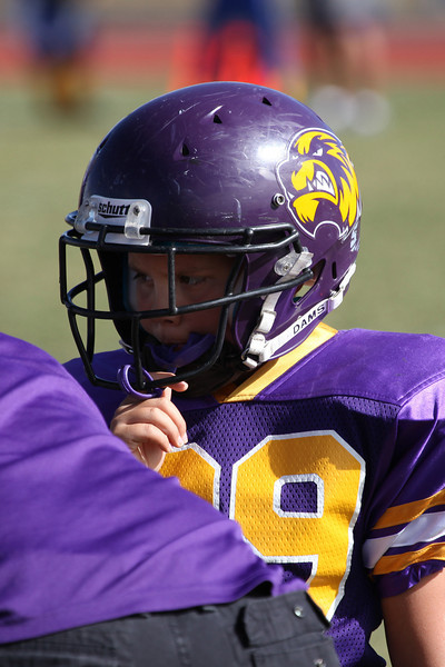Bayfield 3rd Grade YAFL vs Bloomfield Saturday October 6th, 2012
