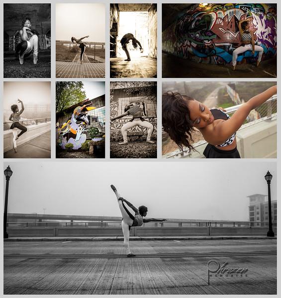 Mekka Dance Photoshoot