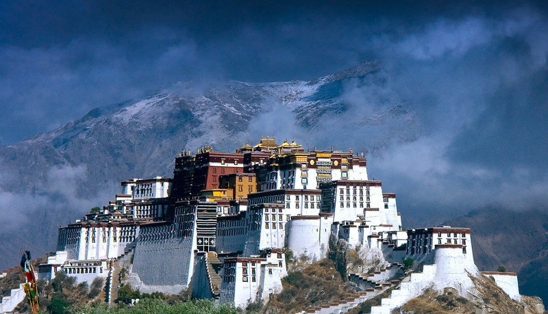 Potala Palace, Lhasa, Tibet