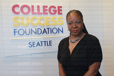 Yolanda Watson Spiva, president and chief executive officer of College Success Foundation