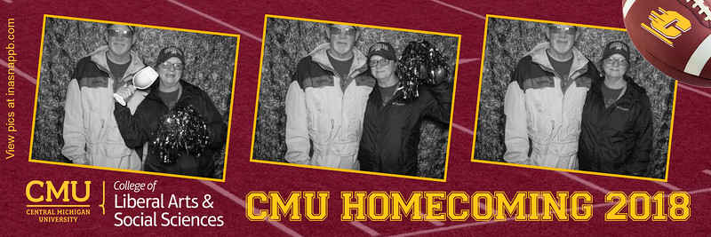 CMU Homecoming
