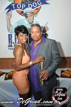 AN EXCLUSIVE ARIES BIRTHDAY AFFAIR FOR TOP DOG & TOP DIVA