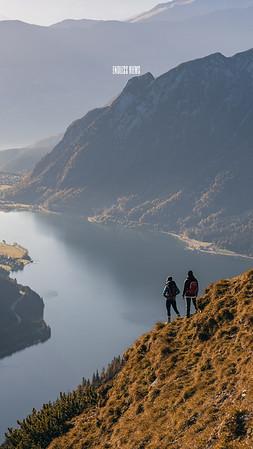 Seekarspitze, Achensee