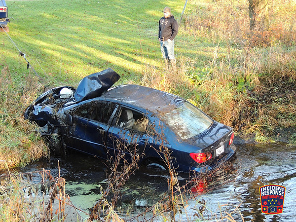 County Road D at Stony Creek