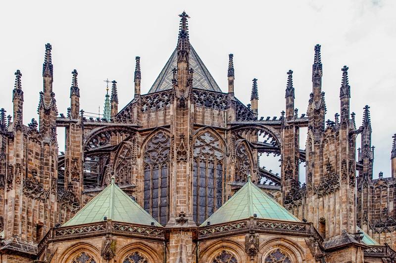 Cathedral, Prague, Czech Republic