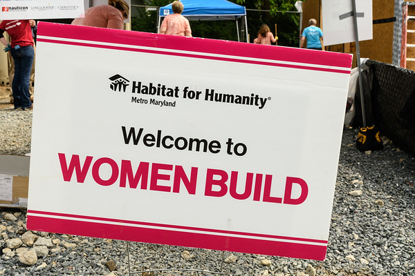 Metro Maryland Woman's Build 2019