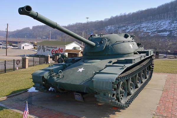 Weirton, WV - Veterans Park - T95