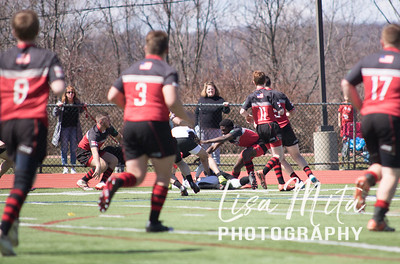 04/02/17 Morris lion rugby vs west milford hilanders