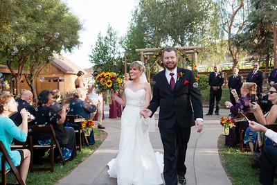 Ashley & Daniel's Wedding ceremony