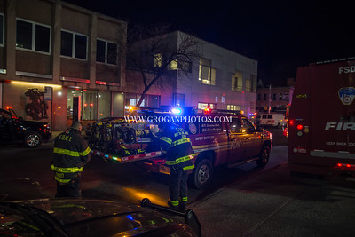 Queens 2nd Alarm  Box 9881 166-11 91 Ave 1/16/19